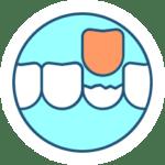 Dantų protezavimas icon